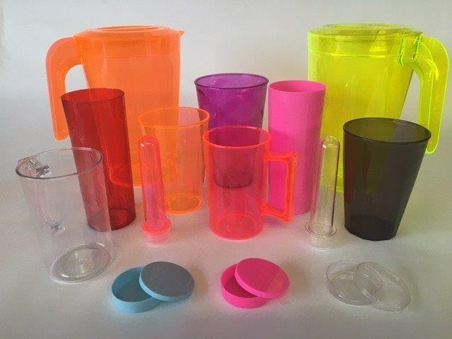 Confecção de moldes plasticos