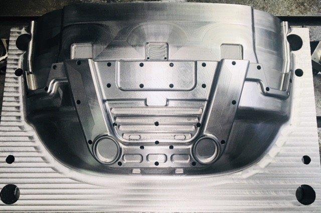 Empresa de fabricação de moldes
