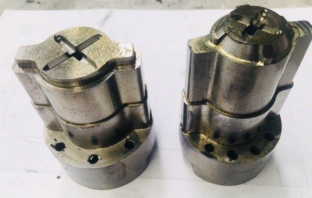 Empresa de ferramentaria e usinagem