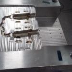 Fabricação de moldes para injeção de alumínio
